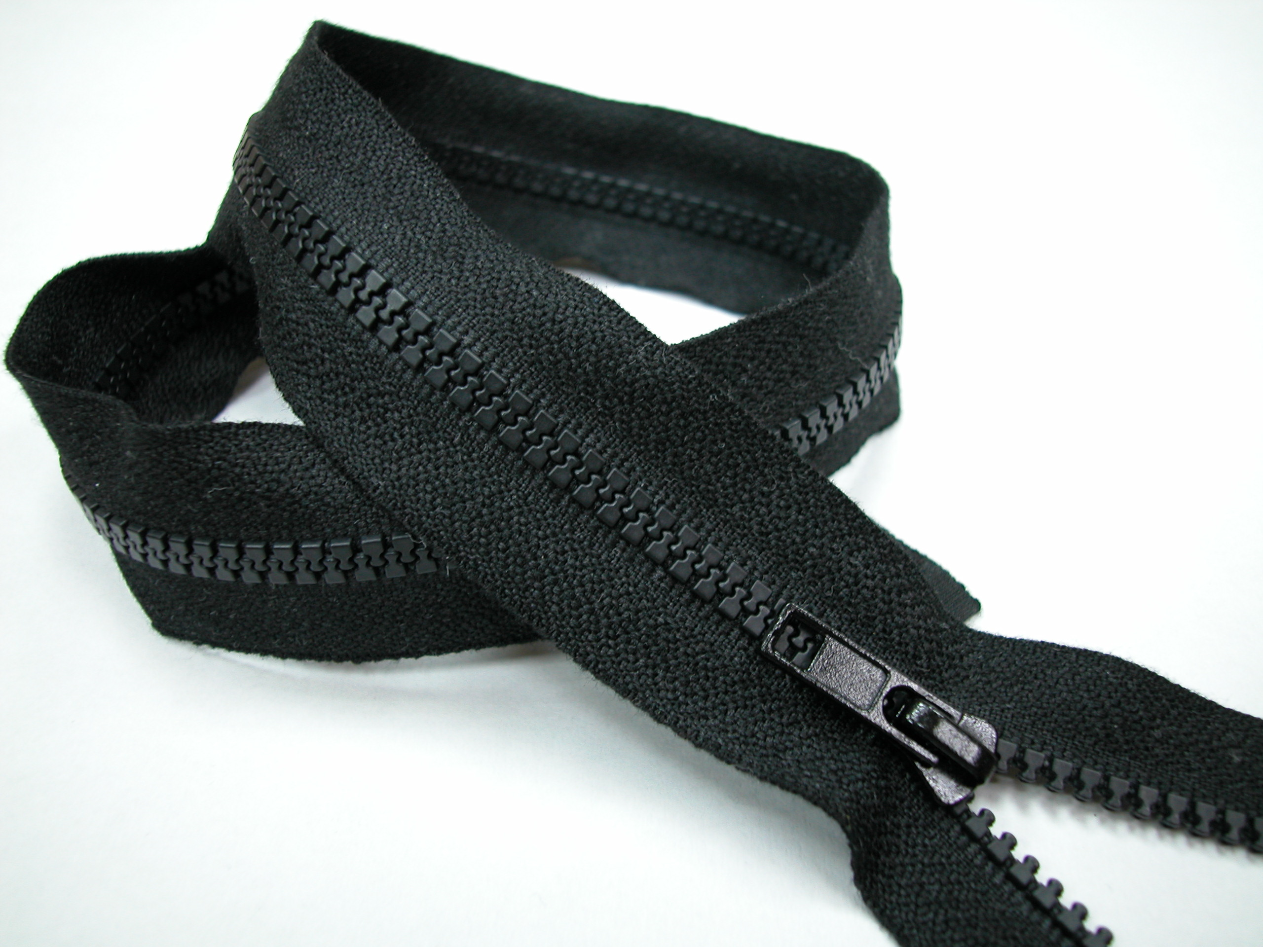 Nomex® Zipper With FR Plastic Teeth